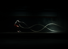 "Miami Dolphins ""Battle Ropes"""