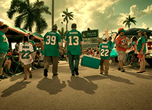 "Miami Dolphins ""Generations"""