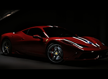 """Ferrari """"458 Speciale"""""""
